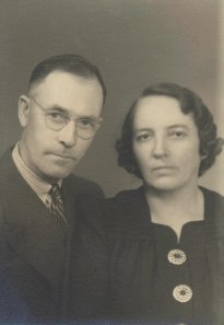 Ole and Ella Skaar