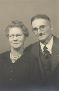 Ole and Anna Holm
